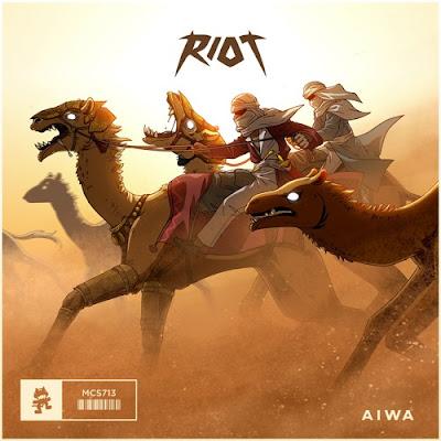 RIOT Drop Summer Bass Anthem 'Aiwa'