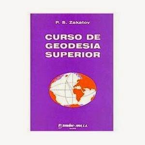 Zakatov, libro Zakatov, Geodesia