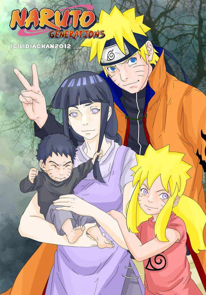 Naruto and hinata meets parents ready help