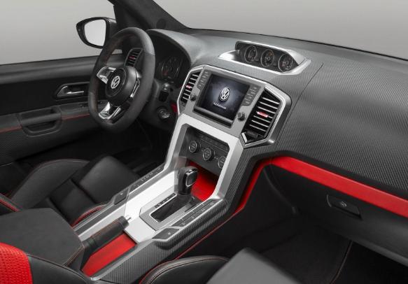 2018 VW Amarok