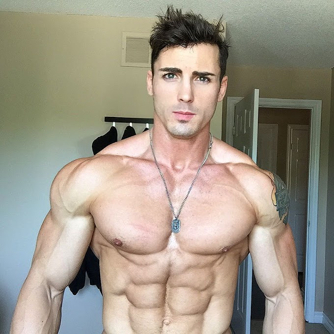TOP 10 Hottest Male Fitness Models in Instagram Right Now