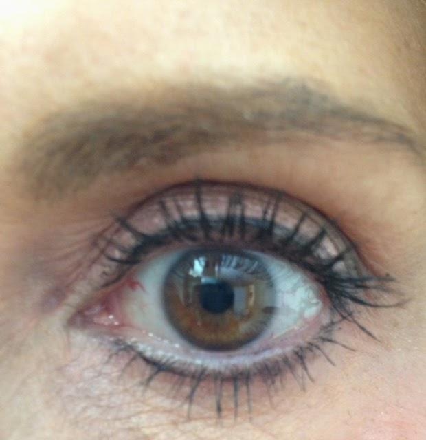 7de15b2bc71 My lashes after 6 weeks of using Lash em Lash and Brow Enhancing Serum