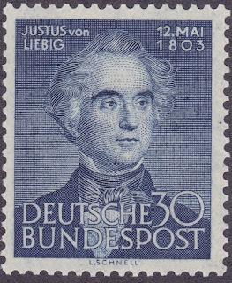 Justus von Liebig Chemist Germany