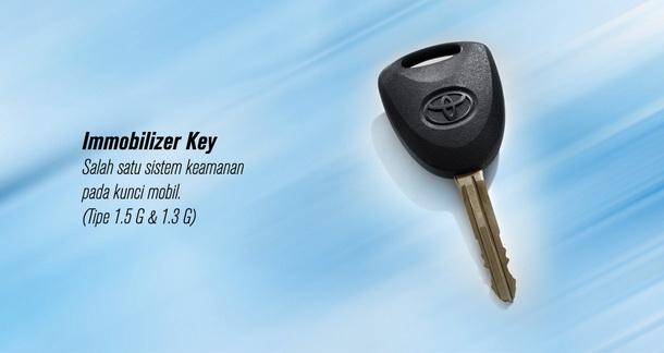 Immobilizer Salah Satu Sistem Keamanan Pada Kunci Mobil Untuk Mencegah Tindakan Pencurian Mobil Avanza