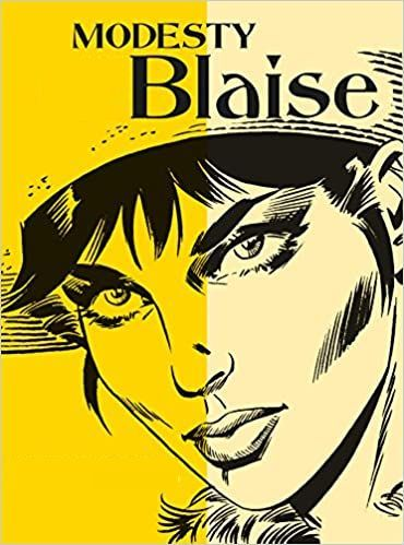 Modesty Blaise 01-96 (Peter O'Donnell et alii) Strips [Complete Series]