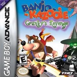Banjo-Kazooie: Grunty's Revenge ( BR ) [ GBA ]