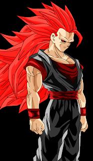 Evil Goku SSJ3