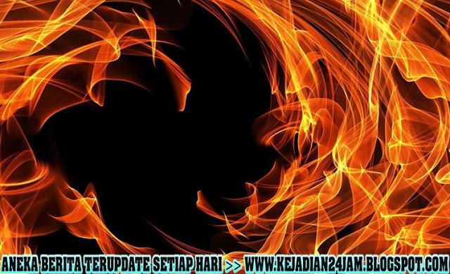 Akibat Cemburu Buta 2 Warga Rembang Dibakar Hidup - Hidup