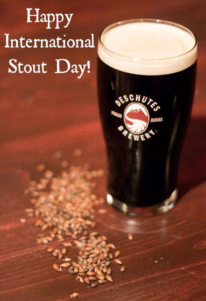 International Stout Day Wishes Pics