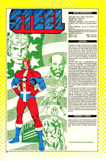 Acero Liga de Justicia de America