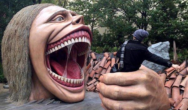 Attack On Titan Park