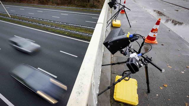 إلغاء مئات الغرامات المرورية في هولندا بسبب خطأ في الكاميرا الذكية