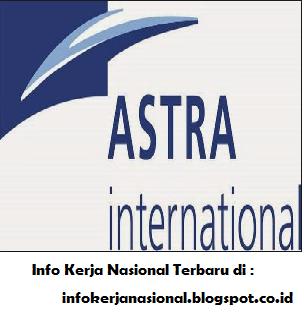 Lowongan Kerja PT Astra International Tbk Jakarta