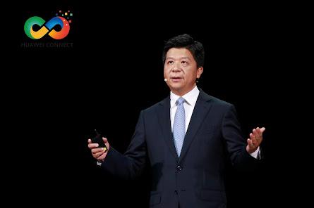 Guo Ping, Presidente rotativo de Huawei