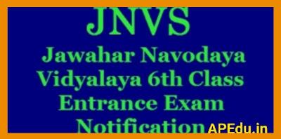Prospectus for Jawahar Navodaya Vidyalaya selection test-2021 for admission to Class VI