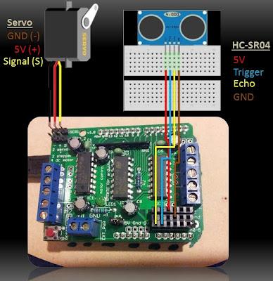 Arduino Basics: Freetronics