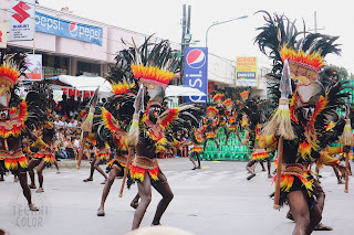 AirAsia in Iloilo Ati Tribe Competition