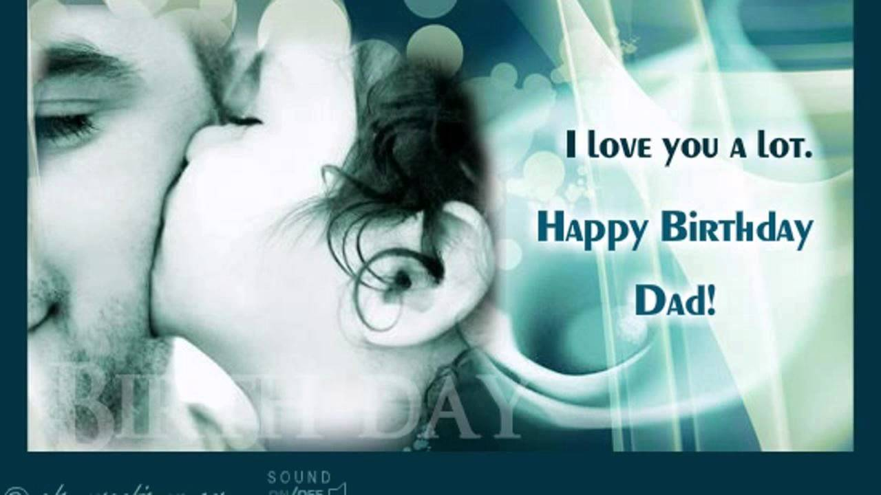 Happy Birthday Wishes For Father From Daughter With Images Quotes