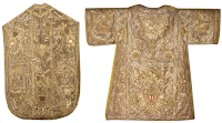 Tela Aurea: A Cloth of Gold Set from the First Half of the Eighteenth Century