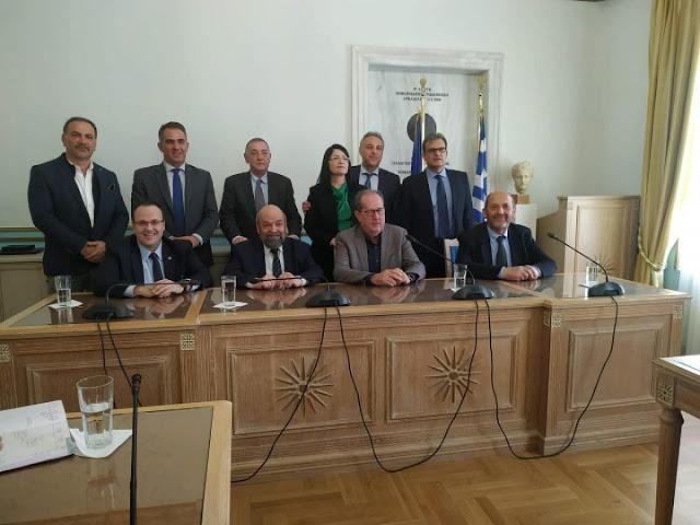 Περιφερειακό Επιμελητηριακό Συμβούλιο Πελοποννήσου: Τηλεδιάσκεψη φορέων επιχειρηματικότητας
