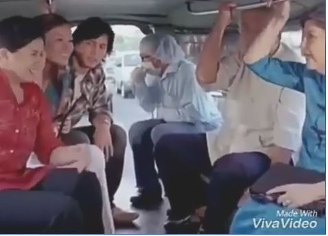 Remember When Nathan Asked Charity's Family To Ride His Jeepney? It Was Definitely A Hilarious Scene From Mano Po 5!