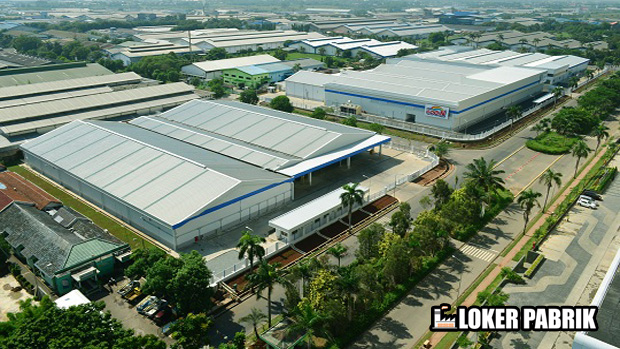 Pabrik PT Elleair International Manufacturing Indonesia