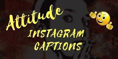 Boys Attitude caption for instagram 2021