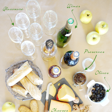 Cheese & Wine Party Ideas with Free Printables