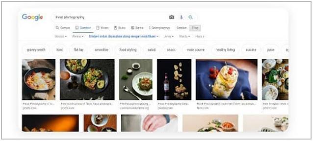 Tips Dowload Gambar di Google;Cara Melihat Lisensi Gambar di Google;