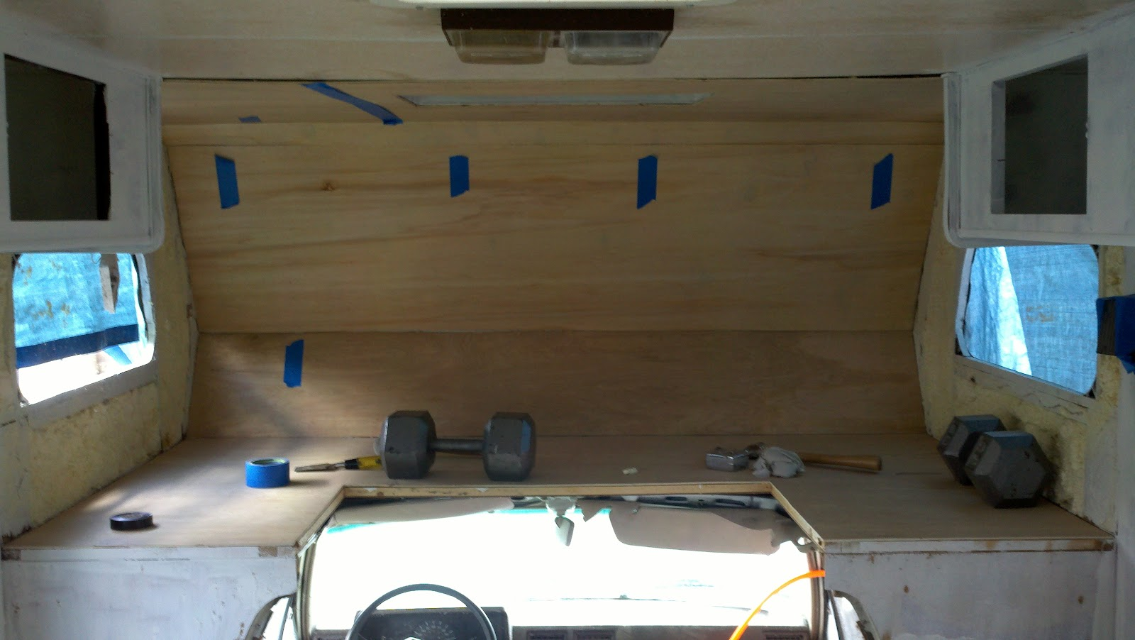 Rv Dream Seating Paneling And Vents