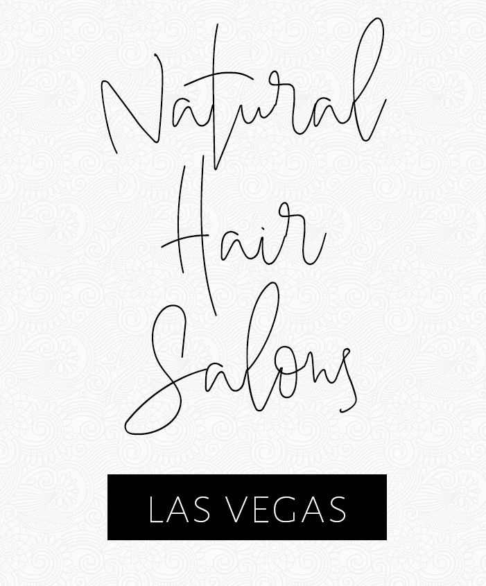 natural hair salons in Las Vegas, Nevada