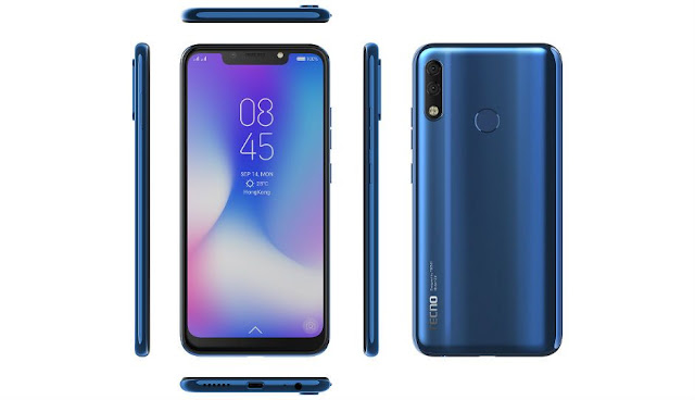 Tecno Camon 11 and Camon 11 Pro