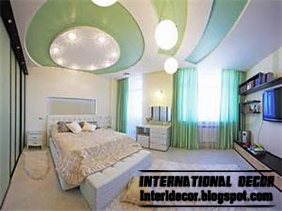 Best creative kids room ceilings design ideas, cool false ceiling with spot light