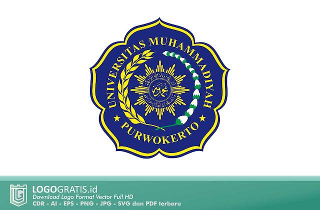 Logo Universitas Muhammadiyah Purwokerto Vector Terbaru PNG CorelDraw Ilustrator EPS