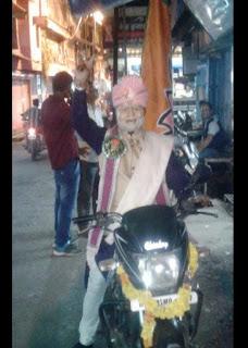 भाजपा के एक स्टार प्रचारक ऐसे भी, पिछले 9 सालो से देशभर में जगह-जगह चुनावी क्षेत्रों में जाकर भाजपा का कर रहे निःशुल्क प्रचार-प्रसार