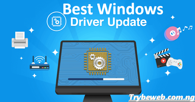 How to update Drivers on Windows 10, 8, 7, Vista, XP