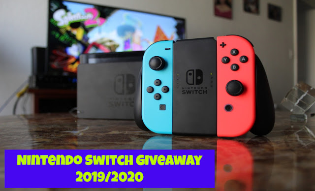 Nintendo Switch Giveaway 2019-2020