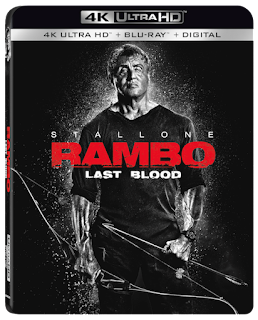 Blu-ray Review - Rambo: Last Blood