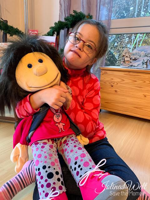 Jolina und Lina die Kumquat Puppe