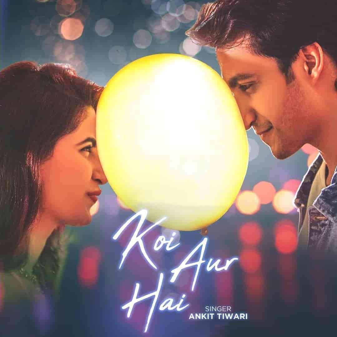 Koi Aur Hai Hindi Song Image Features Tanzeel Khan and Karishma Sharma