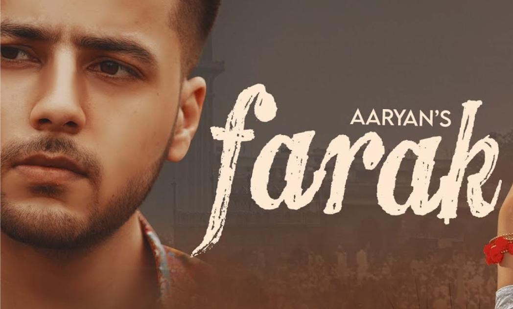 Farak Lyrics - Aaryan