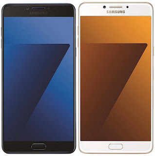 Samsung C7 Pro | 4GB RAM + 64GB ROM | 16MP Primary + 16MP Front Camera