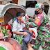 Pasar Kadipolo Menjadi Sasaran PPKM Babinsa Kelurahan Panularan