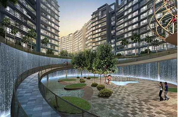 Dnest @ Pasir Ris Grove Water Deck