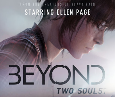 Beyond Two Souls Ellen Page art 1
