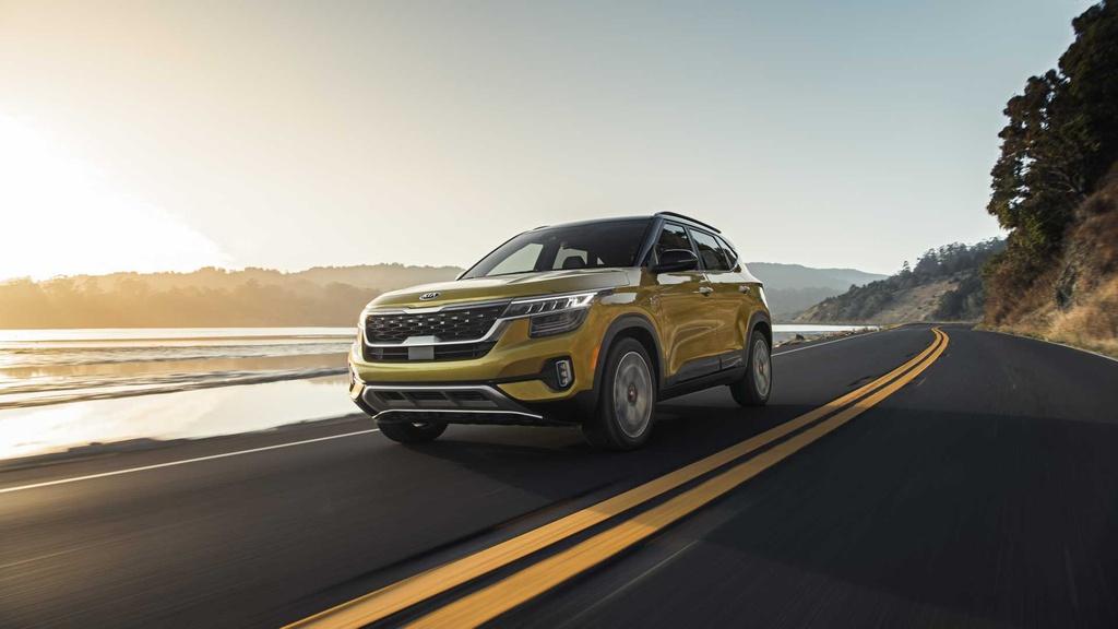 Kia Seltos 2021 chốt giá bán tại Mỹ, bản AWD đắt hơn hẳn