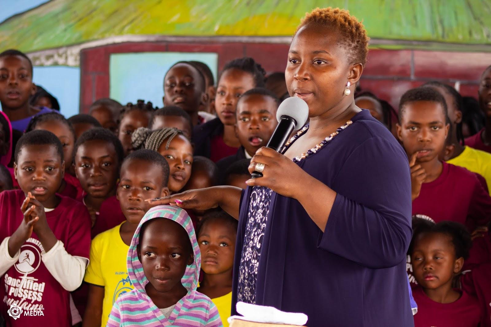 Bishop Apostle Pride Sibiya; Pastor Anna Tendayi Sibiya