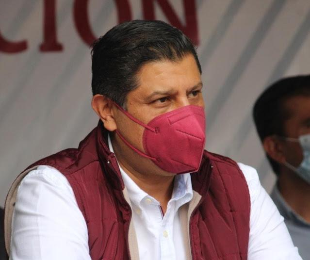 Ignacio Campos Equihua se Reúne con Iván Pérez Negrón