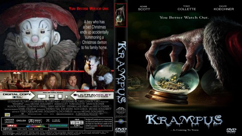 Krampus: O Terror do Natal Torrent – WEB-DL 720p Legendado (2015)