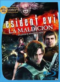 Resident Evil: La Maldicion (2012) HD 1080p latino[GoogleDrive]DizonHD